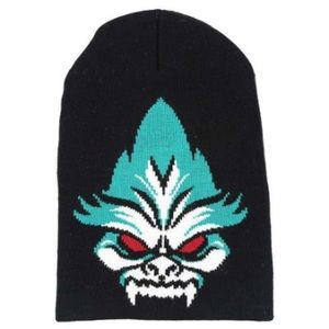 Disney winter animal kingdom Yeti Beanie hat
